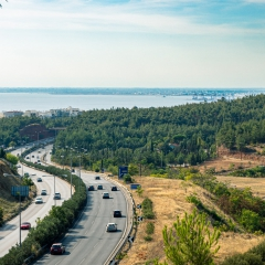 Thessaloniki's Ring Road