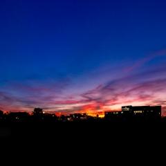 Garching by Night
