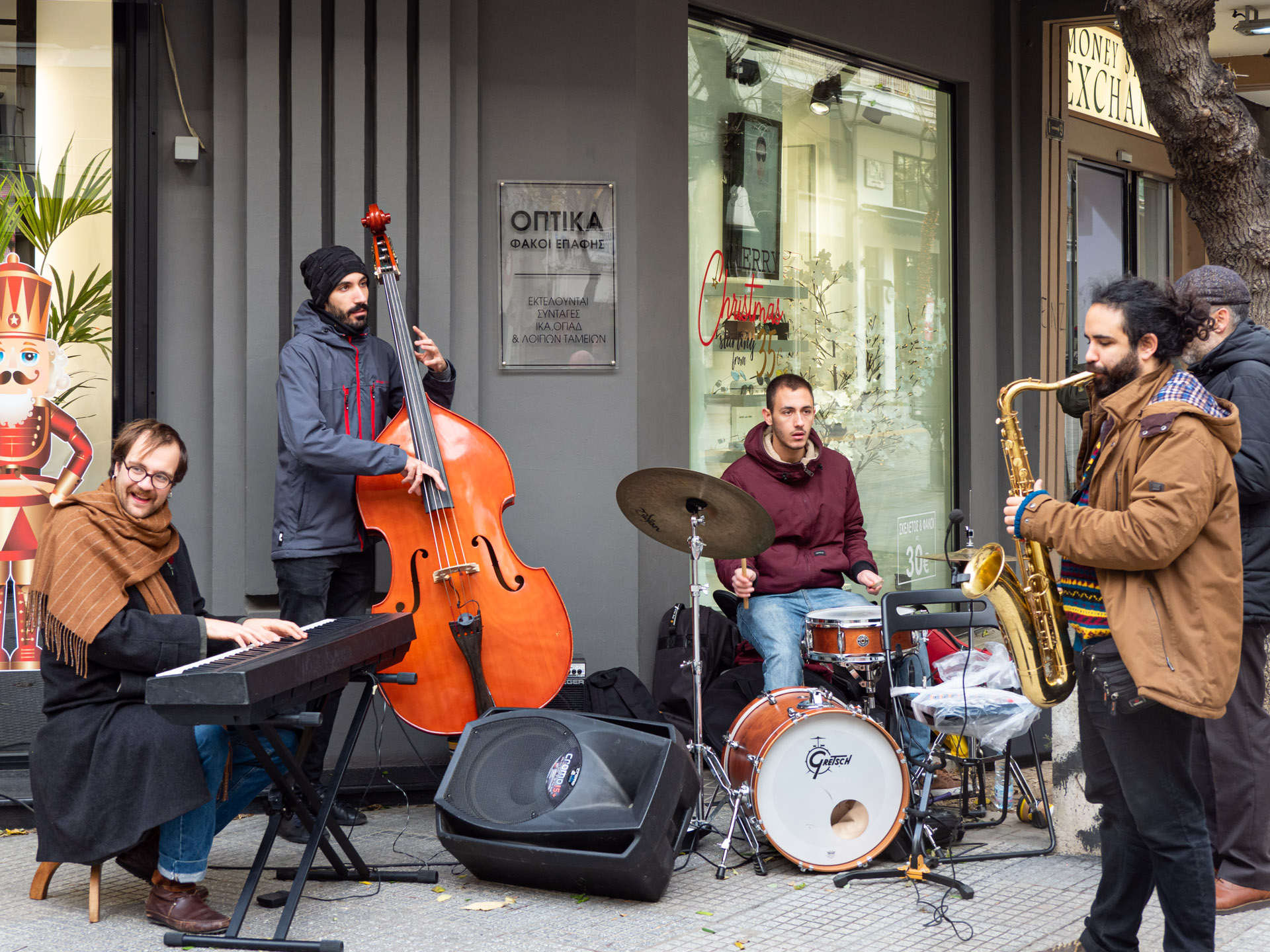 Nice jazzy tunes from those guys
