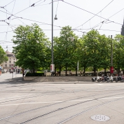 Basel downtown