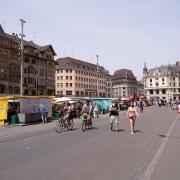 Near the Rathaus