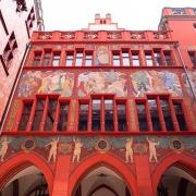 The Basel Rathaus (City Hall)