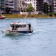 The coastguard doing their rounds