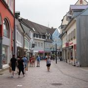 The German city of Lörrach