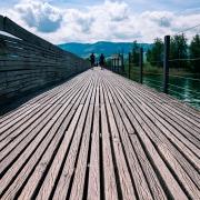 Holzbrücke Rapperswil-Hurden